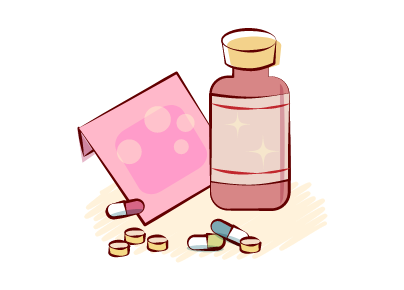 サプリメント・<br>市販の医薬品