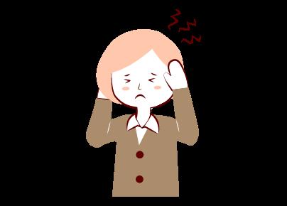 更年期に頭痛が出るようになった!?<br />症状と原因、対処方法