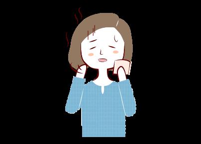 汗が止まらない!<br />寝汗や発汗の原因・症状と対処方法とは?