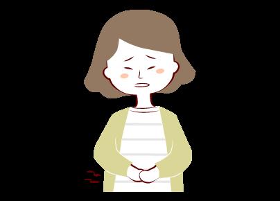 消化器系の症状